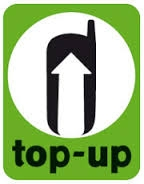 Top-up logo